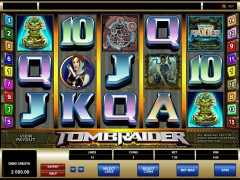 Tomb Raider - Microgaming