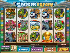 Soccer Safari - Microgaming