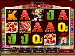 Rhyming Reels - Hearts & Tarts freeslots-77.com Microgaming 1/5