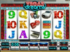 Vegas Dream freeslots-77.com Microgaming 1/5