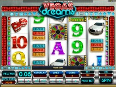 Vegas Dream freeslots-77.com Microgaming 3/5