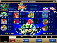 What A Hoot freeslots-77.com Microgaming 2/5