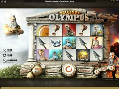 The Legend Of Olympus freeslots-77.com Microgaming 1/5