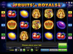 Fruits and Royals freeslots-77.com Novoline 1/5