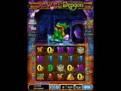 Jewel of the Dragon - Bally