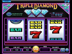 Triple Diamond freeslots-77.com IGT Interactive 1/5