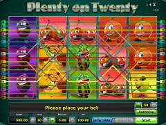 Plenty on twenty freeslots-77.com Gaminator 3/5