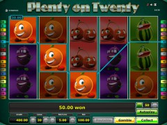 Plenty on twenty freeslots-77.com Gaminator 4/5