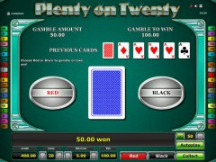 Plenty on twenty freeslots-77.com Gaminator 5/5