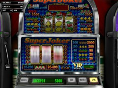 Super Joker VIP freeslots-77.com Betsoft 1/5