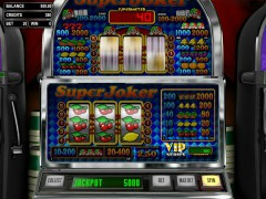 Super Joker VIP freeslots-77.com Betsoft 3/5