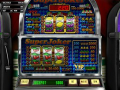 Super Joker VIP freeslots-77.com Betsoft 4/5