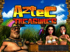 Aztec Treasures 3D freeslots-77.com Novomatic 1/5