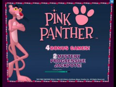 Pink Panther - Playtech