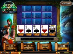 Pirate Of Jack or Better 10 Lines freeslots-77.com Spadegaming 3/5