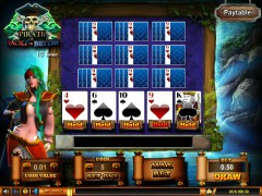 Pirate Of Jack or Better 10 Lines freeslots-77.com Spadegaming 4/5