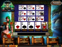 Pirate Of Jack or Better 10 Lines freeslots-77.com Spadegaming 5/5