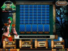 Pirate Of Jack or Better 50 Lines freeslots-77.com Spadegaming 1/5