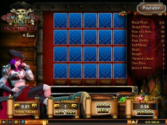 Pirate Of Face The Ace 4 Lines freeslots-77.com Spadegaming 2/5