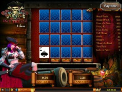 Pirate Of Face The Ace 4 Lines freeslots-77.com Spadegaming 5/5