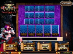 Pirate Of Face The Ace 10 Lines freeslots-77.com Spadegaming 1/5