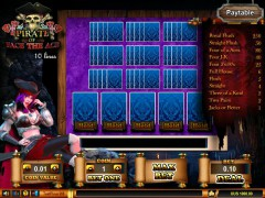 Pirate Of Face The Ace 10 Lines freeslots-77.com Spadegaming 2/5