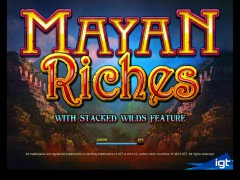 Mayan Riches freeslots-77.com IGT Interactive 1/5