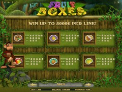 Fruit Boxes freeslots-77.com iSoftBet 1/5
