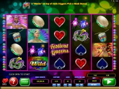 Festival Queens freeslots-77.com Microgaming 1/5