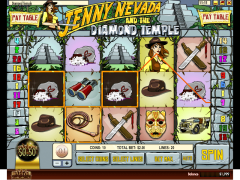 Jenny Nevada And The Diamond Temple freeslots-77.com Rival 4/5