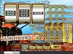 Magnificent 7's freeslots-77.com Betonsoft 1/5