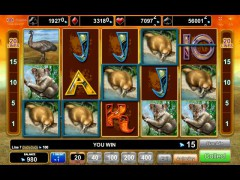 Kangaroo Land freeslots-77.com Euro Games Technology 2/5