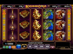 Kashmir Gold freeslots-77.com Euro Games Technology 1/5