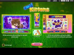 OMG Kittens freeslots-77.com William Hill Interactive 1/5