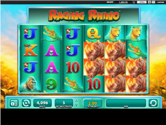 Raging Rhino freeslots-77.com William Hill Interactive 1/5