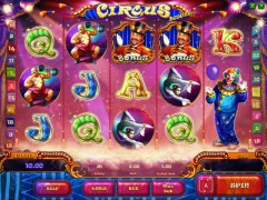Circus deluxe freeslots-77.com Playson 1/5