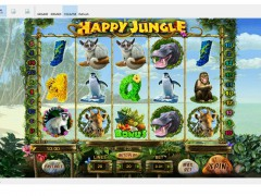 Happy Jungle freeslots-77.com Playson 1/5