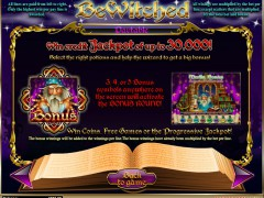 Bewitched freeslots-77.com iSoftBet 2/5