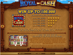 Royal Cash freeslots-77.com iSoftBet 2/5