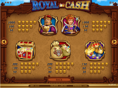 Royal Cash freeslots-77.com iSoftBet 4/5