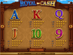 Royal Cash freeslots-77.com iSoftBet 5/5