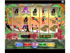 Pink Rose Pirates 9 Lines freeslots-77.com Wirex Games 1/5
