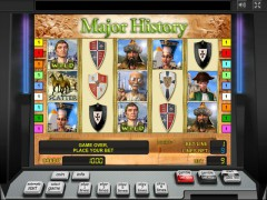 Major History freeslots-77.com Gaminator 1/5