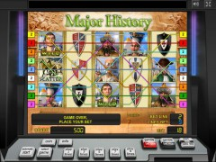 Major History freeslots-77.com Gaminator 3/5