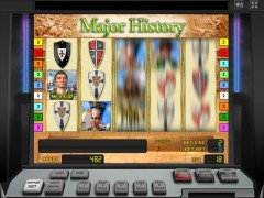 Major History freeslots-77.com Gaminator 4/5
