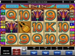 Isis freeslots-77.com Microgaming 1/5