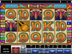 Isis freeslots-77.com Microgaming 2/5