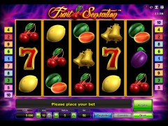 Fruit Sensation - Gaminator