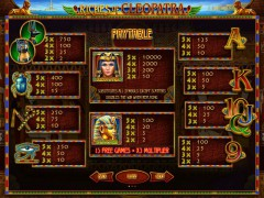 Riches of Cleopatra freeslots-77.com Gaminator 2/5