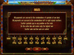 Riches of Cleopatra freeslots-77.com Gaminator 4/5